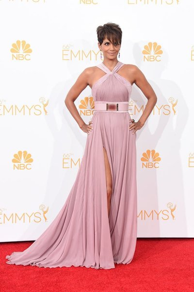 Halle Berry in J. Mendel