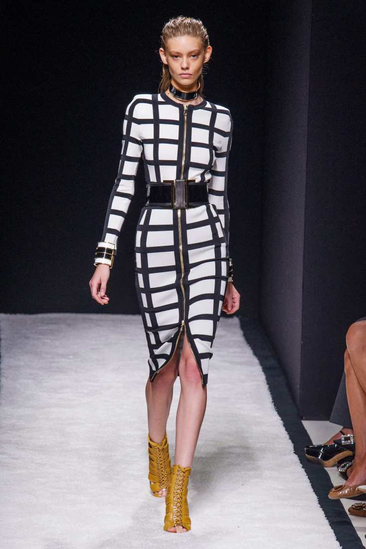 Balmain - courtesy of NYMag.com