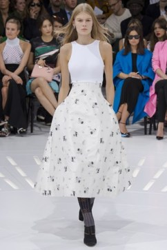 Christian Dior - courtesy of Vogue.co.uk