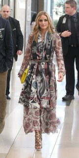 Olivia Palermo wearing-Burberry Fall 2014 - courtesy of popsugar.com
