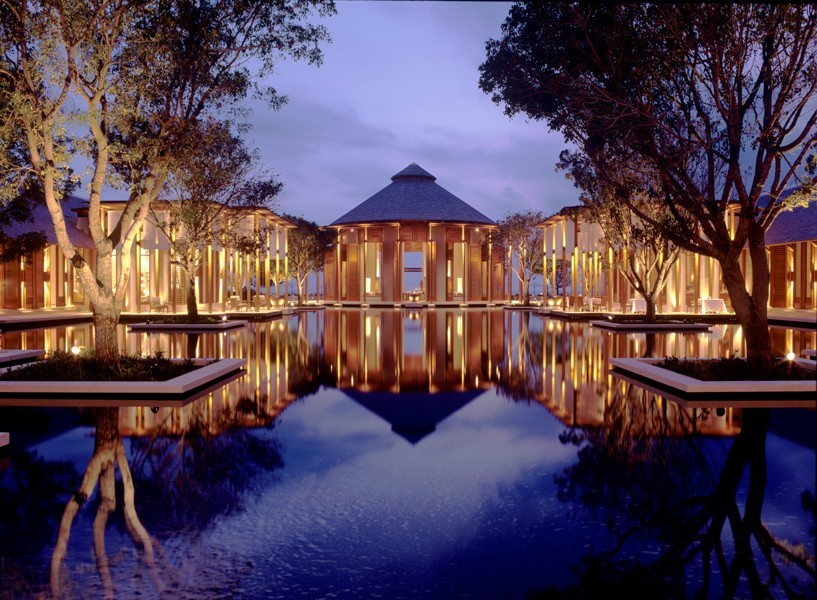 Amanyara luxury resort in Turks and Caicos Islands