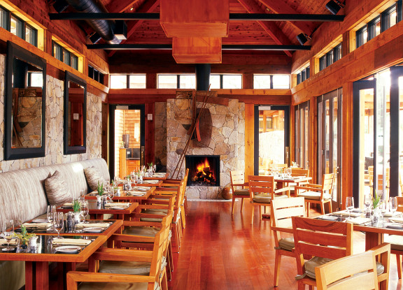Luxe travel top napa and sonoma valley resorts the luxe for The farm restaurant napa