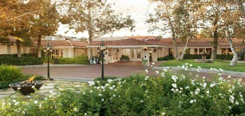 The Resort - Courtesy of Rancho Bernardo Inn
