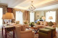 Hans Badrutte Suite - Courtesy of badruttespalace.com