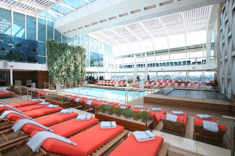 Luxe Travel Celebrity Cruise Eclipse Penthouse Suites