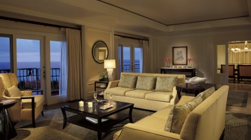 Presidential Suite - Courtesy of ritzcarlton.com
