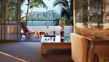 Royal Suite - Courtesy of Halekulani.com