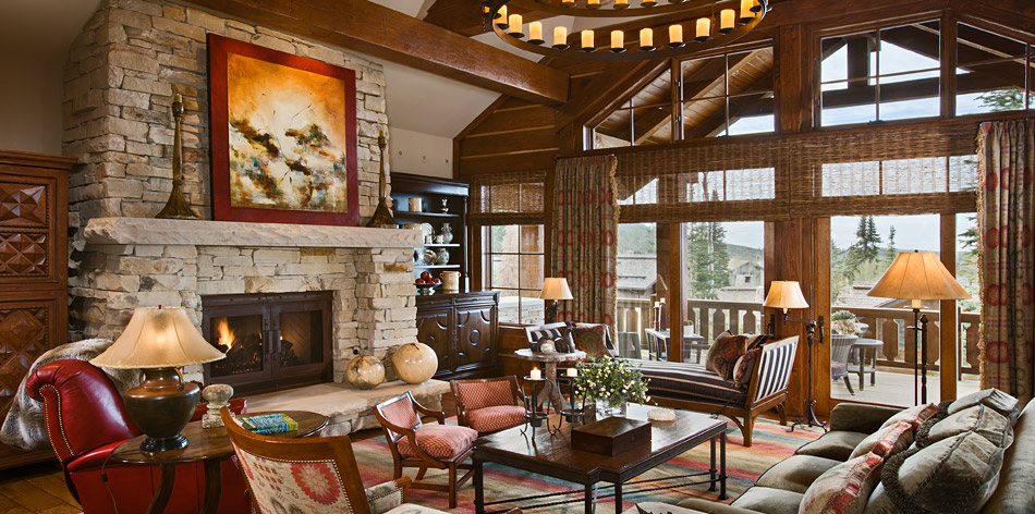 Luxe Design Harte Brownlee Assoc Design Firm The