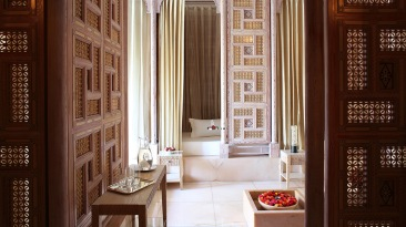 Spa - Courtesy of royalmansour.com