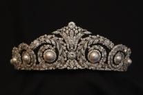 1920 Queen Victoria Eugenie of Spain - courtesy of jewelsdujour.com