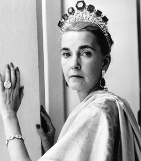 Barbara Hutton, Woolworth Heiress - courtesy of cartier.us