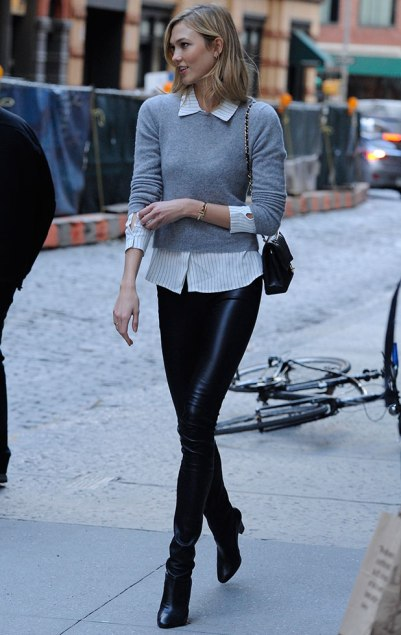 Karlie Kloss in NYC - Courtesy of reveal.co.uk