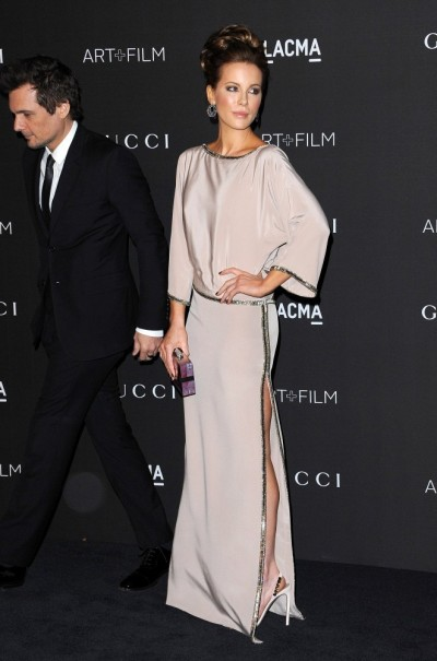 Kate Beckinsale in Gucci - Courtesy of Zimbio.com