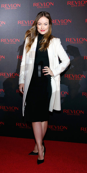 Olivia Wilde in Camilla & Marc, David Koma and Rag & Bone - Courtesy of celebrityfashionista.com