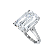 Platinum and Diamond Solitaire - courtesy of cartier.us