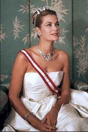 Princess Grace of Monaco - courtesy of mylusciouslife.com