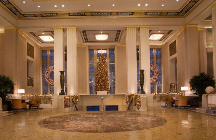 Waldorf-Astoria - Courtesy of waldorfnewyork.com