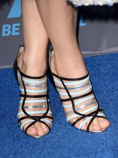 Burak Uyan Sandals - Courtesy of redcarpet-fashionawards.com