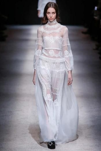 Alberta Ferretti - Courtesy of style.com