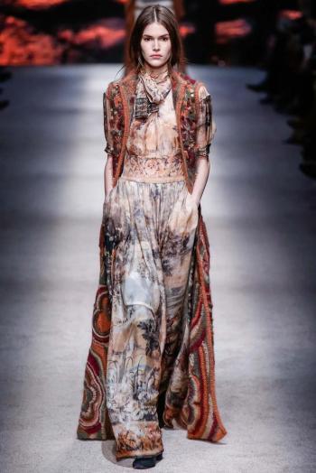 Alberta Ferretti - Courtesy of style.com