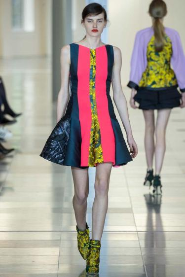 Antonio Berardi - Courtesy of style.com