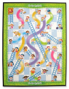 Chutes and Ladders - Courtesy of annieleigh.com