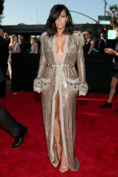 Kim Kardashian - Courtesy of harpersbazaar.com