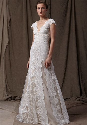 Lela Rose Wedding Collection - Courtesy of theknot.com