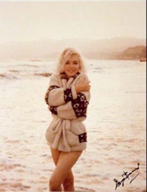 Marilyn Monroe - Photo by George Barris, 1962