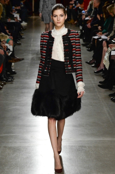 Oscar de la Renta - Courtesy of style.com