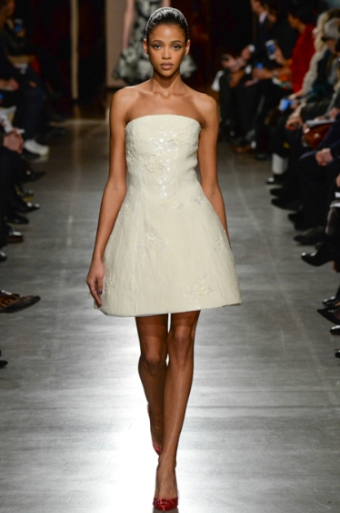 Oscar de la Renta - Courtesy of style.com10