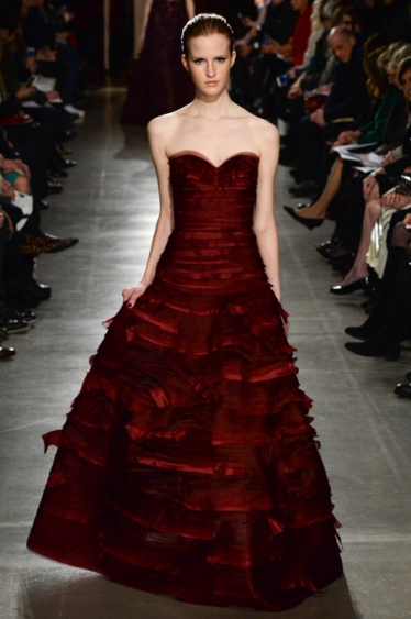 Oscar de la Renta - Courtesy of style.com13