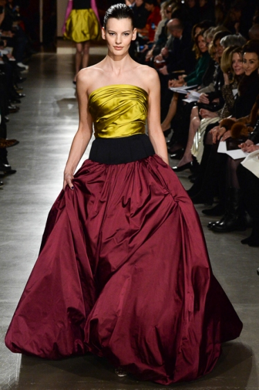Oscar de la Renta - Courtesy of style.com18
