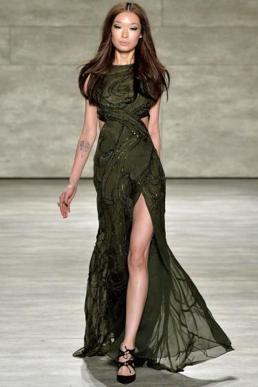 Pamella Roland - Courtesy of style.com