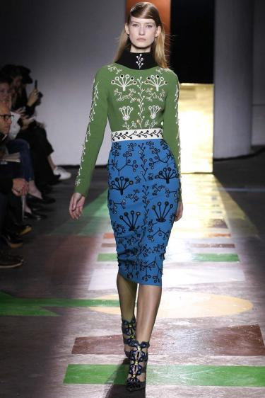Peter Pilotto - Courtesy of style.com