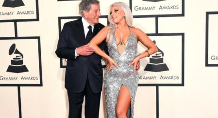 Tony Bennett and Lady Gaga - Courtesy of gagamedia.net
