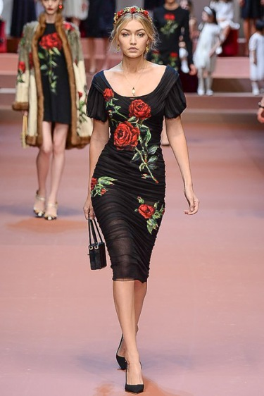 Dolce and Gabbana - Photo by Yannis Vlamos - indigitalimages.com