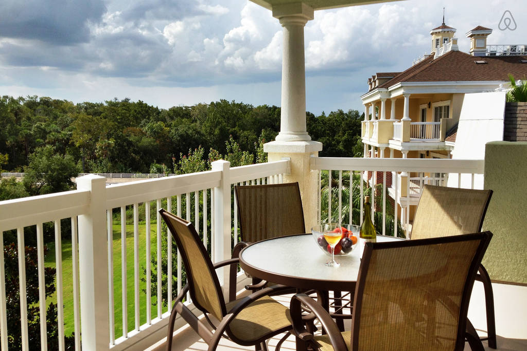 Balcony - Courtesy of airbnb.com