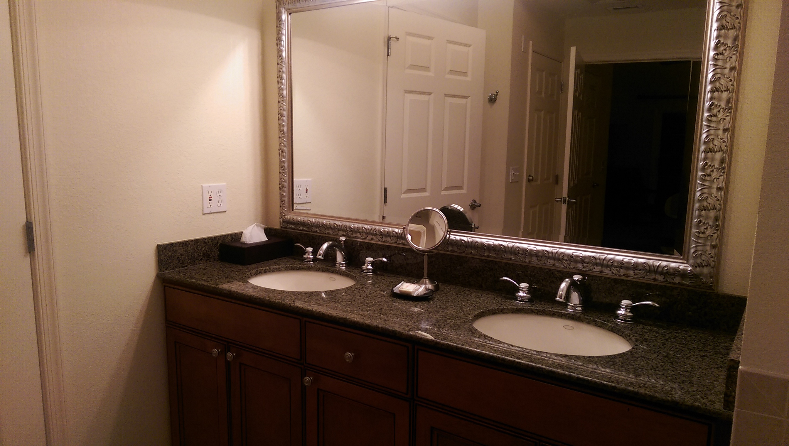 Superior Villa Master Bathroom - Photo by TheLuxeLookbook