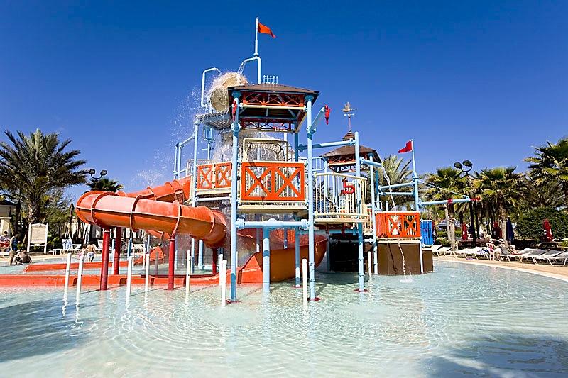 Reunion Resort Water Park - Courtesy of reunionresortcondorentals.com