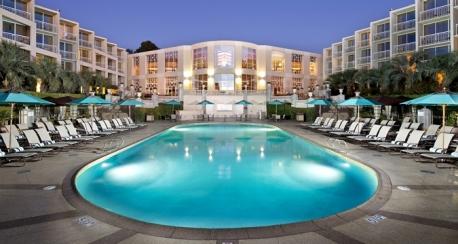 Heated Pool - Courtesy of hilton.com