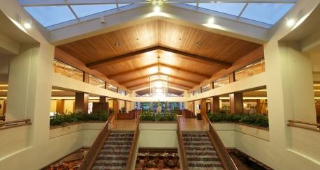 Lobby - Courtesy of hilton.com
