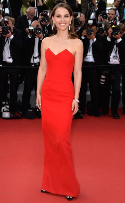 Natalie Portman in Dior - Photo by Pascal Le Segretain - Getty Images