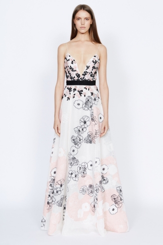 Badgley Mischka - Courtesy of style.com