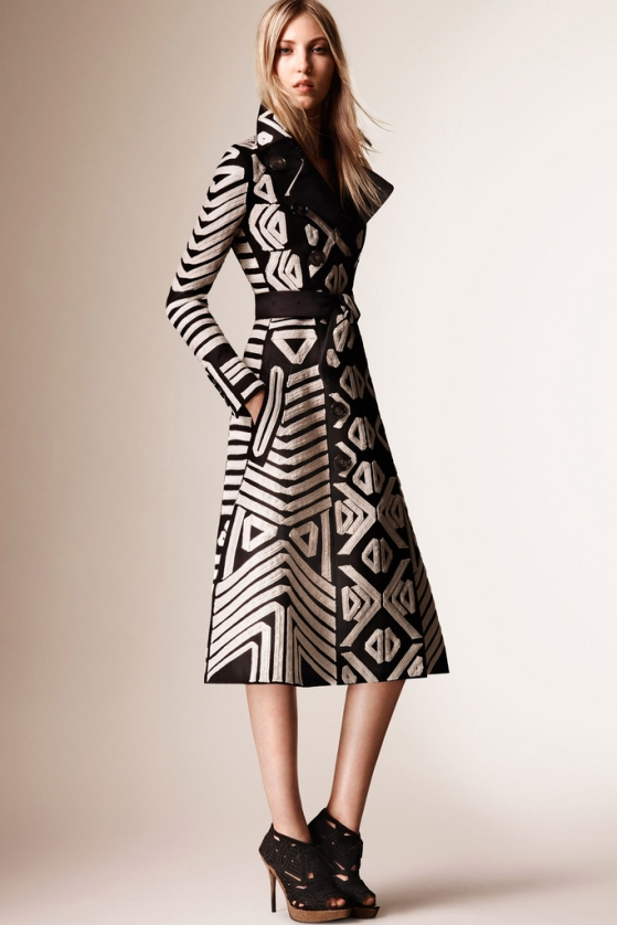 Burberry Prorsum - Courtesy of style.com