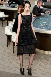 Chanel Fall 2015 Couture - Photo by Yannis Vlamos - Indigitalimages.com