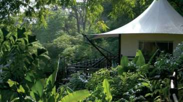 Four Seasons Golden Triangle Tent - Courtesy of Four Seasons