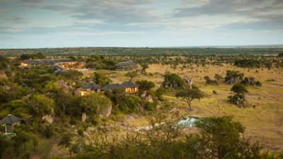 Four Seasons Safari Lodge - Courtesy of Four Seasons Resorts