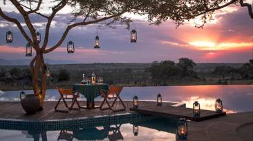 Four Seasons Safari Lodge Pool - Courtesy of Four Seasons Resorts