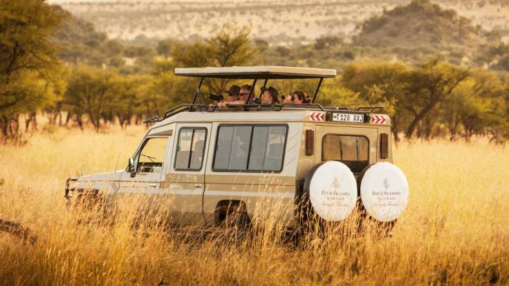 Four Seasons Safari Lodge Safari - Courtesy of Four Seasons Resorts